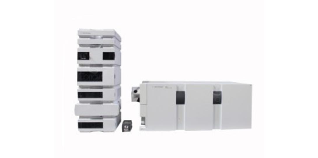 Agilent 6410 QQQ and Agilent 1260 HPLC