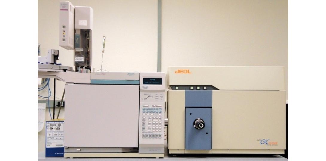 JEOL GCMate II Double-Focusing Magnetic Sector GC-MS