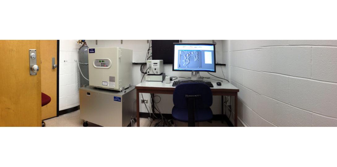 Olympus VivaView Incubator/Fluorescence Microscope