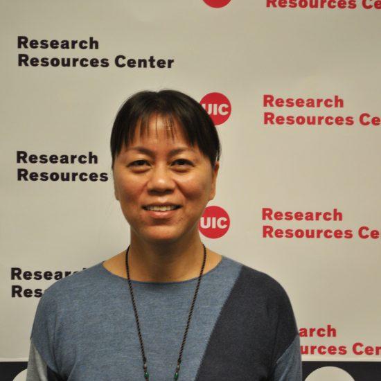 Associate Director, Flourescence Imaging Core